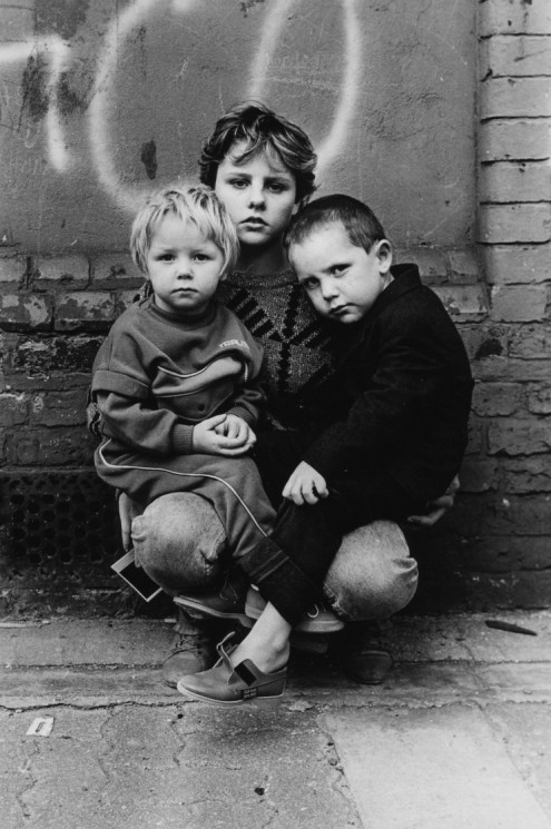 TravellersChildren London Fields Hackney E8 1987