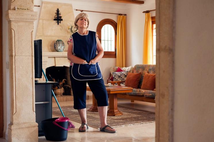 Linda Hutchence - Brits Abroad project
