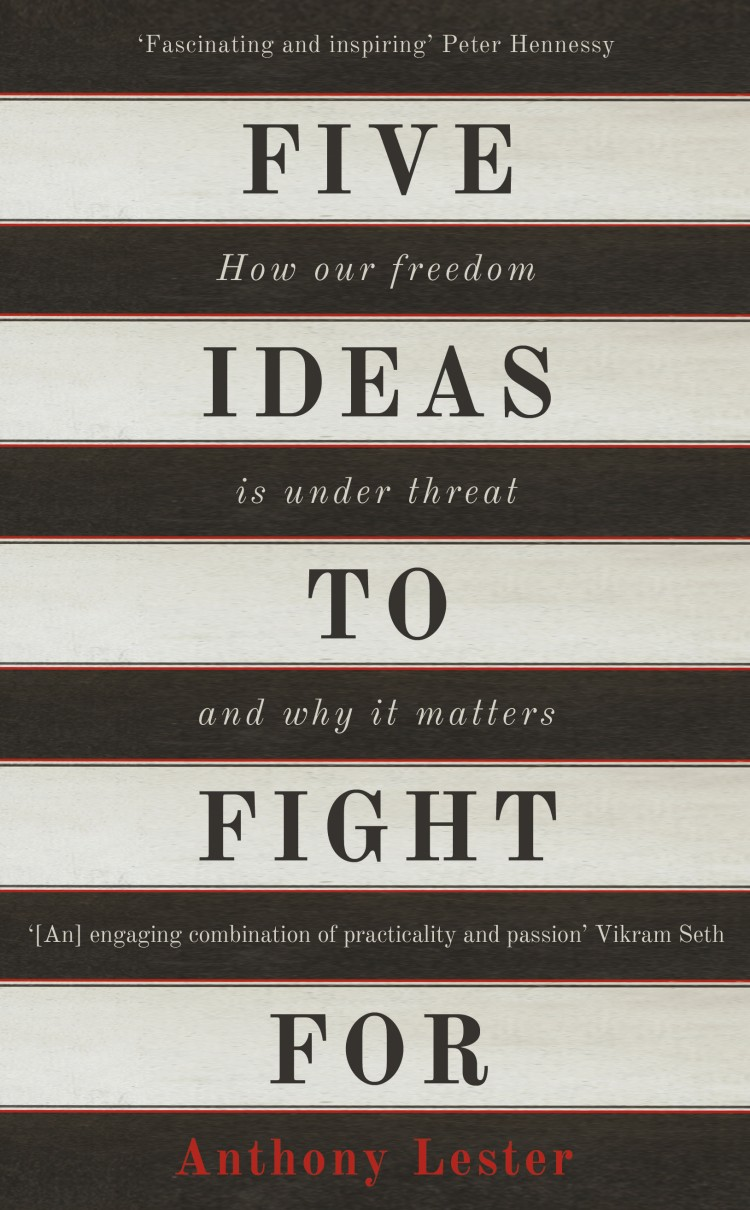 Five Ideas To Fight For_9781780747613