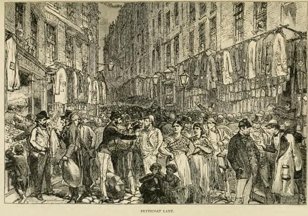 E4 Petticoat Lane 1878